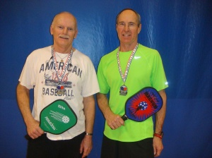 Pickleball 2nd Place
