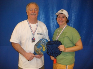 Pickleball 3rd Place