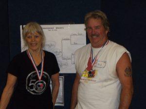 Linda Mitchell & Bob Calver