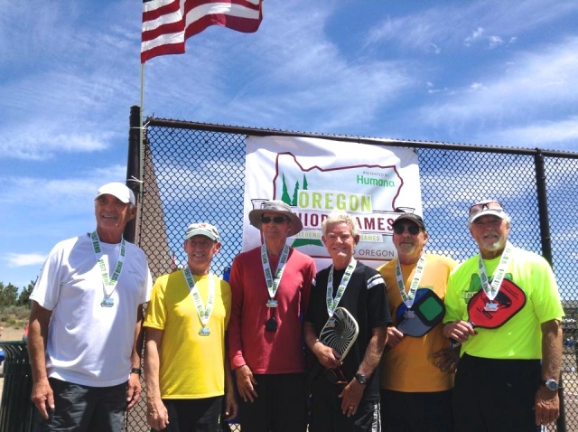 Oregon Senior Games in Bend